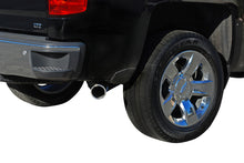 Load image into Gallery viewer, Gibson 14-18 GMC Sierra 1500 Denali 6.2L 3.5in Cat-Back Single Exhaust - Stainless