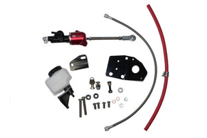 McLeod Hydraulic Conversion Kit 1964-1970 Mustang Firewall Kit