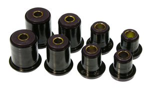 Prothane 74-79 GM 1-5/8in OD Front Control Arm Bushings - Black