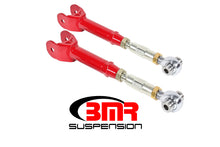 Load image into Gallery viewer, BMR 16-17 6th Gen Camaro Lower Trailing Arms w/ On-Car Adj. Rod Ends - Red