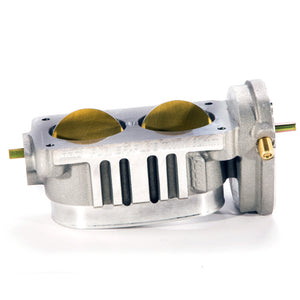 BBK 05-10 Mustang 4.6 Twin 62mm Throttle Body BBK Power Plus Series