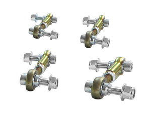 aFe Control PFADT Series Heavy Duty Street End Links Set; Chevrolet Corvette (C5/C6/C7) 97-15