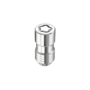 McGard Wheel Lock Nut Set - 4pk. (Cone Seat) M14X2.0 / 13/16 Hex / 2.25in. Length - Chrome