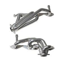 Load image into Gallery viewer, BBK 94-95 Camaro Firebird LT1 Shorty Tuned Length Exhaust Headers - 1-5/8 Silver Ceramic