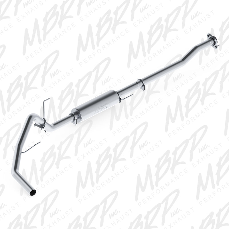 MBRP 2011-2014 Ford F150 5.0L RC-LB EC/CC-6.5/5.5 box 3in Cat Back Single Side AL P Series Exhaust