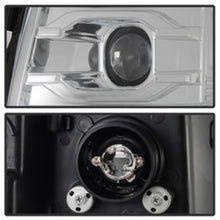 Load image into Gallery viewer, Spyder Chevy Silverado 1500 07-13 Version 3 Projector Headlights - Chrome PRO-YD-CS07V3-LBDRL-C