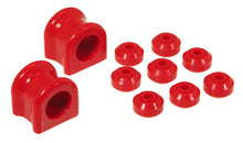 Load image into Gallery viewer, Prothane 94-05 Dodge Ram 1500-3500 2/4wd Front Sway Bar Bushings - 34mm - Red
