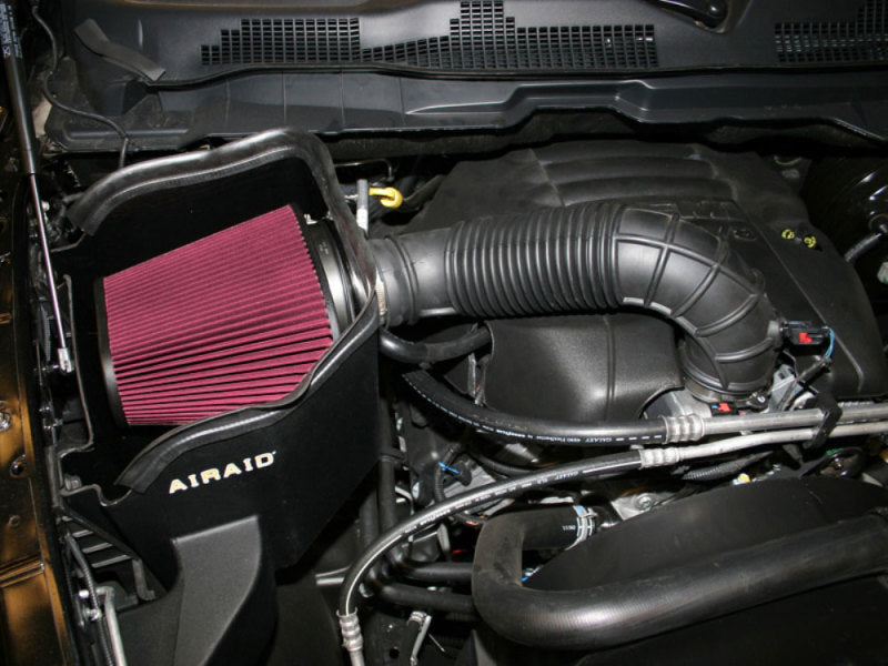 Airaid 03-12 Dodge Ram 3.7L/4.7L/5.7L MXP Intake System w/o Tube (Dry / Red Media)