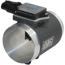 Load image into Gallery viewer, BBK 86-93 Mustang 5.0 Mass Air Meter 76mm 24 lb Inj. Cold Air Calibration