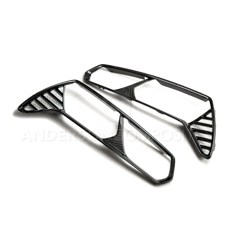 Anderson Composites 14+ Chevrolet Corvette C7 Stingray/Z06 Taillight Bezels
