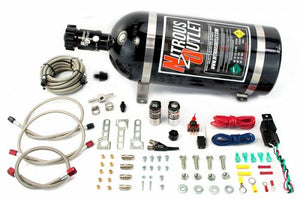 X-Series Universal EFI Single Nozzle System with Bottle Upgrade