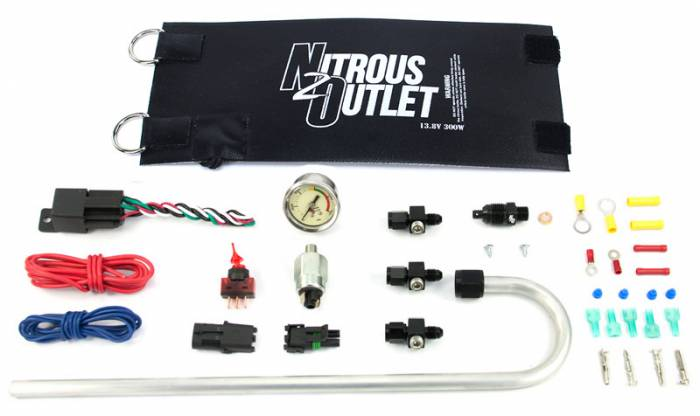 X-Series Stage 1 Accessory Package for 4AN Systems