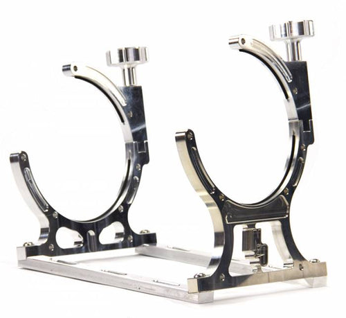 Single Billet 10lb/15lb Nitrous Bottle Bracket