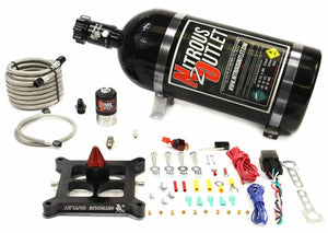 4150 GENIII DRY RACE Stinger Plate System(50-600HP)