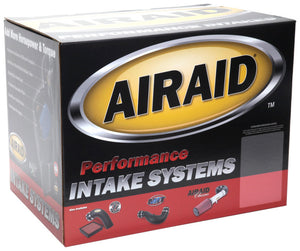 Airaid 06-13 Corvette Z06 CAD Intake System w/ Tube (Oiled / Red Media)