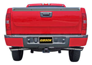 Gibson 99-01 Chevrolet Silverado 1500 Base 4.3L 2.5in Cat-Back Dual Extreme Exhaust - Aluminized