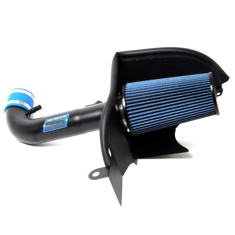 BBK 05-10 Mustang 4.0 V6 Cold Air Intake Kit - Blackout Finish