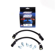 Load image into Gallery viewer, BBK 2015 Mustang GT V6 6-Pin Front O2 Sensor Wire Harness Extensions 12 (pair) And Bolt Kit