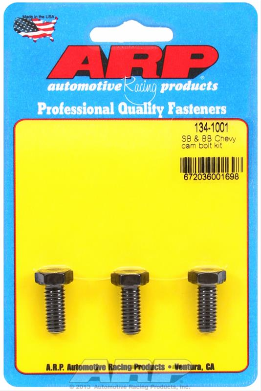 ARP Cam Bolts 134-1001