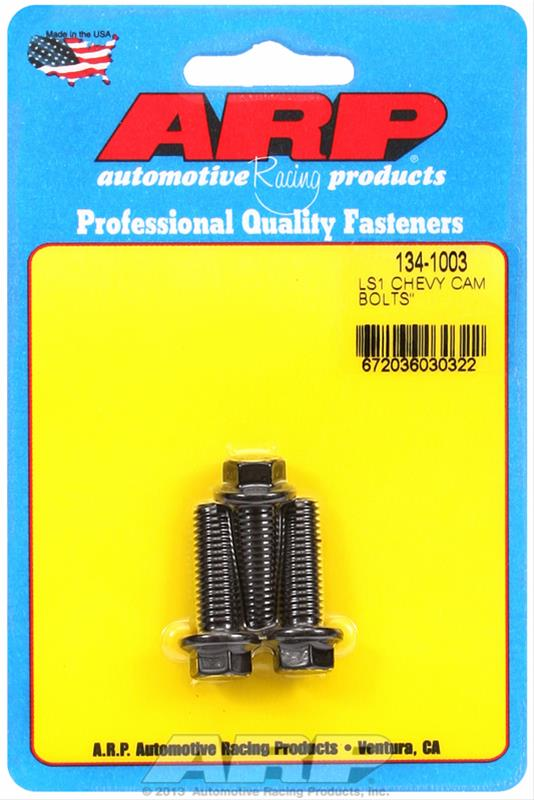 ARP Cam Bolts 134-1003