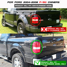 Load image into Gallery viewer, Spyder Ford F150 Styleside 04-08 (Not Fit Heritage & SVT)LED Tail Lights Smoke ALT-YD-FF15004-LED-SM