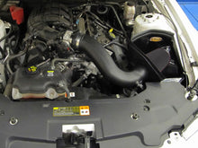 Load image into Gallery viewer, Airaid 11-14 Ford Mustang 3.7L V6 MXP Intake System w/ Tube (Dry / Black Media)