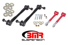 Load image into Gallery viewer, BMR 16-17 6th Gen Camaro Front and Rear Sway Bar End Link Kit - Red