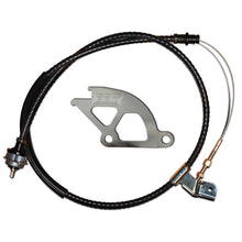 Load image into Gallery viewer, BBK 79-95 Mustang Adjustable Clutch Quadrant And Cable Kit
