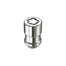 Load image into Gallery viewer, McGard Wheel Lock Nut Set - 4pk. (Cone Seat) 1/2-20 / 3/4 & 13/16 Dual Hex / 1.66in. Length - Chrome
