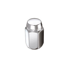Load image into Gallery viewer, McGard Hex Lug Nut (Cone Seat) 7/16-20 / 13/16 Hex / 1.5in. Length (4-Pack) - Chrome