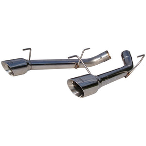 MBRP 2005-2009 Ford Mustang GT Dual Axle Back Muffler Delete
