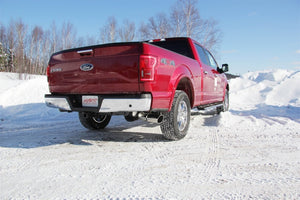 MBRP 2015 Ford F-150 2.7L / 3.5L EcoBoost 4in Cat Back Single Side T409 Exhaust System