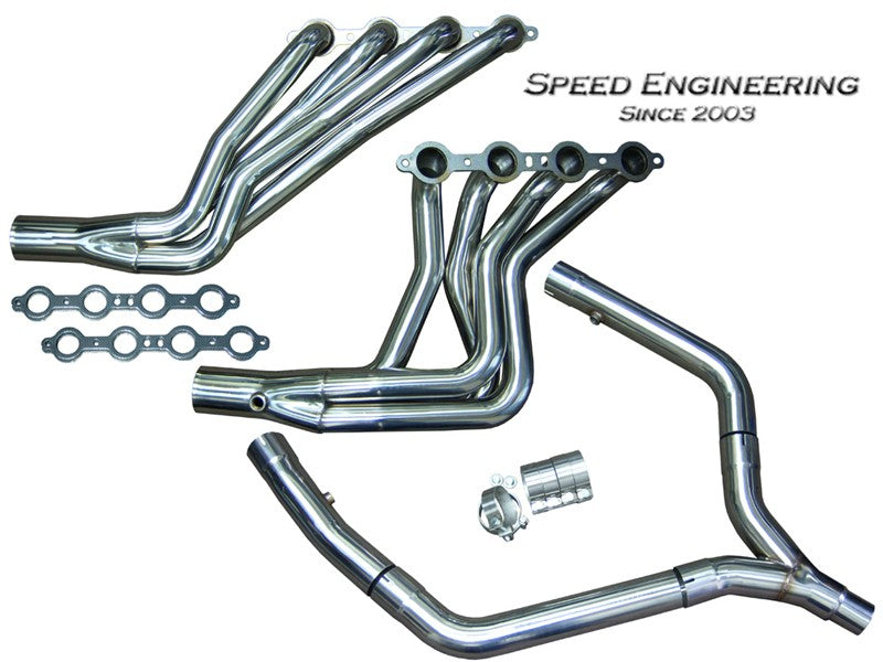 Speed Engineering LS1 Longtube Headers 1 7/8