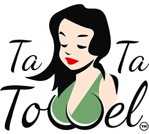 Ta-Ta Towels | Towel Bra to Stop Boob Sweat