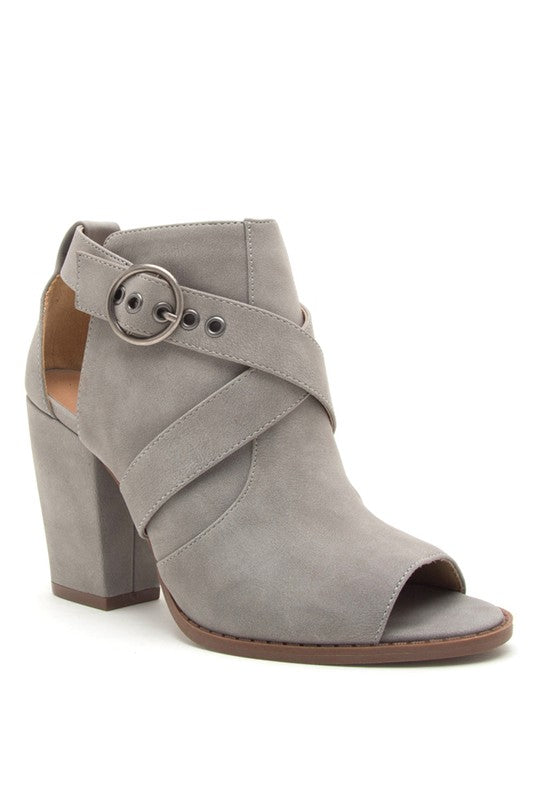 Lost Cutout Bootie