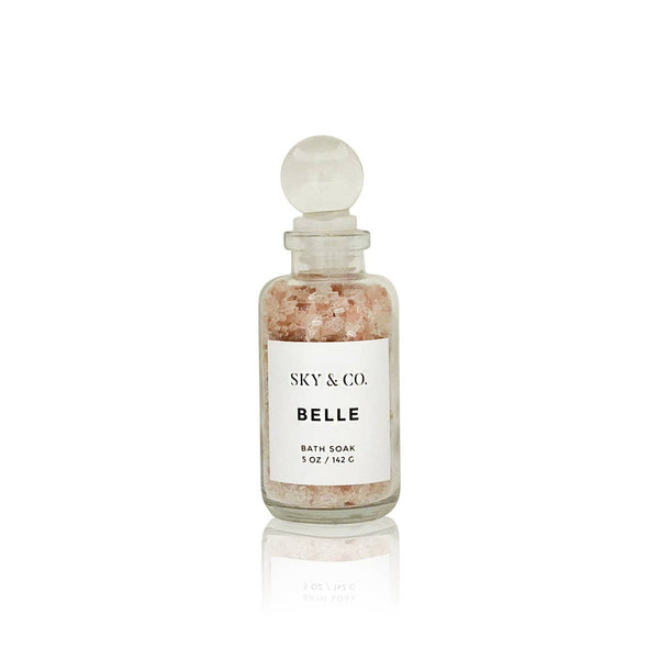 Belle 5oz Bath Salt
