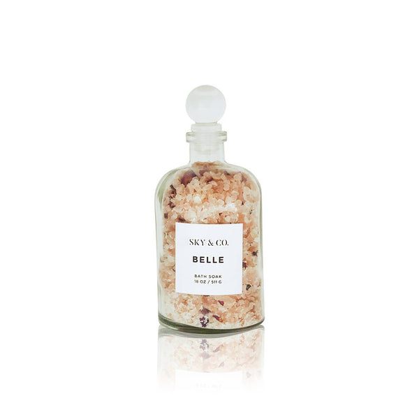 Belle 18oz Bath Salt