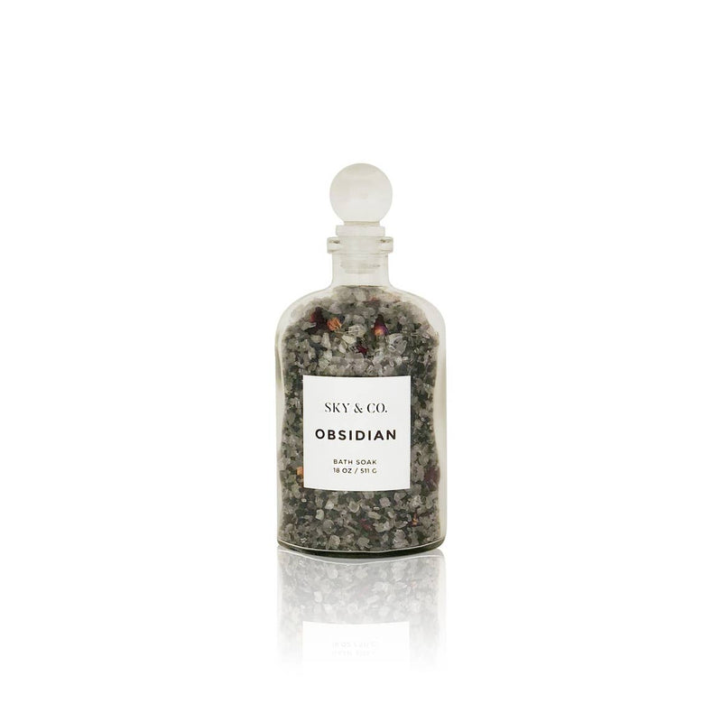 Obsidian 18oz Bath Salt