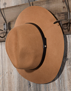 Pecan Fall Panama Hat