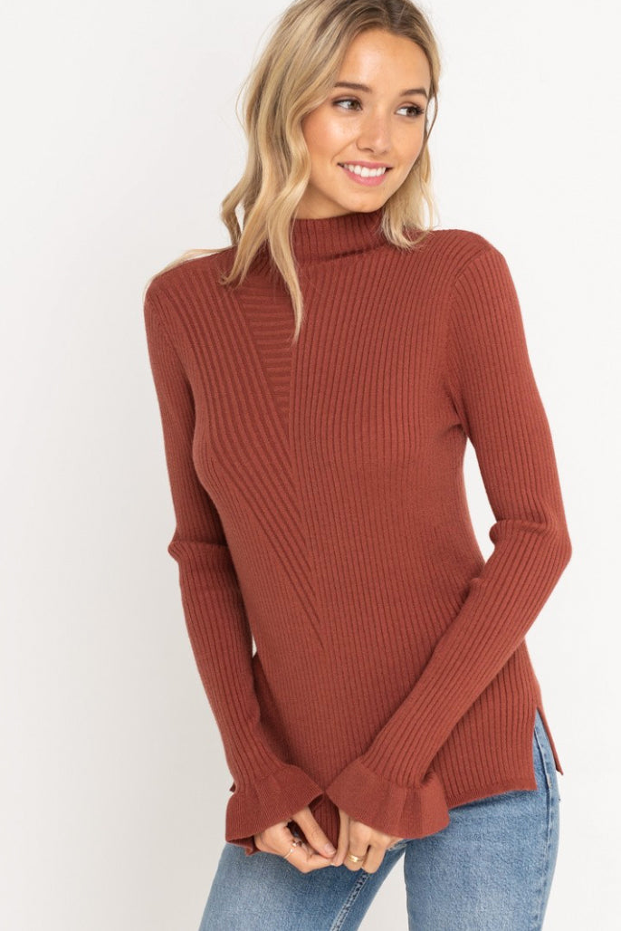 Tori Spice Sweater