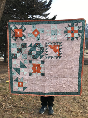 Long Arm Quilting Commission