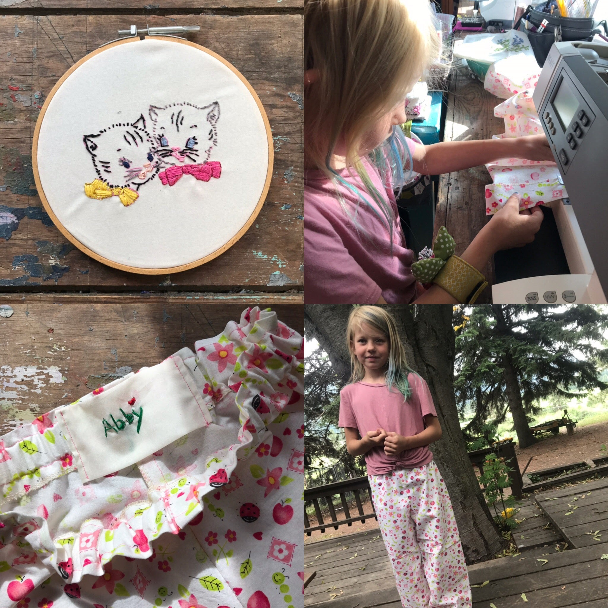 Summer Handcraft and Sewing Camp