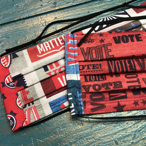 Get Out The Vote Masks