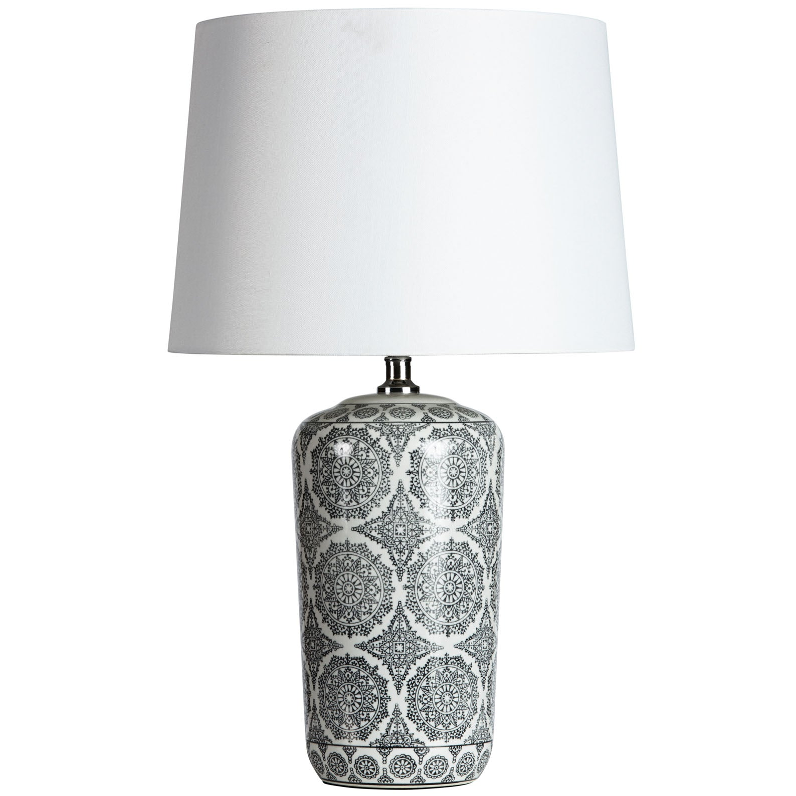Barclay Black Table Lamp