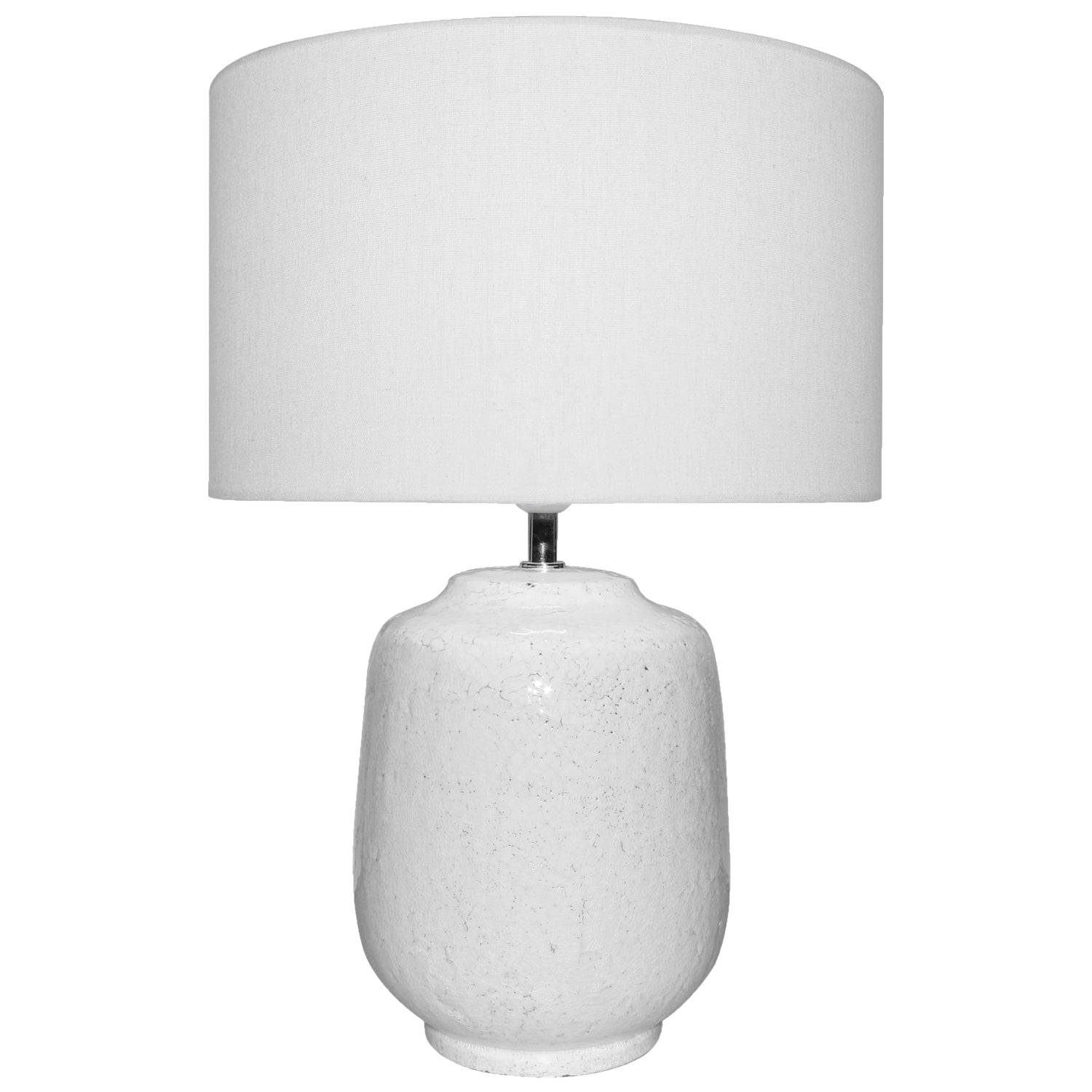 Acre White Table Lamp