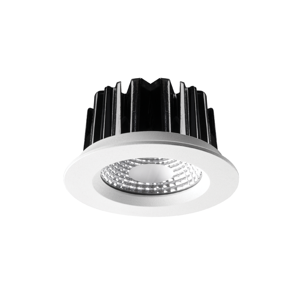 Apex 145mm UV Textured White 3000K Downlight