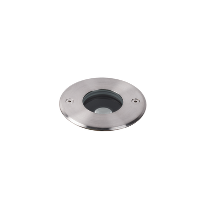 Compass 6W Stainless Steel 4000K Adjustable Inground Uplight