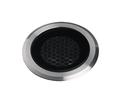 Cluster 7W Stainless Steel Inground Uplight