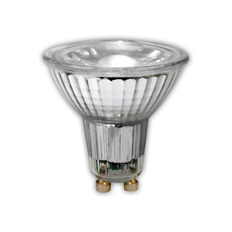 GU10 LED Full Glass Non Dimmable Lamp