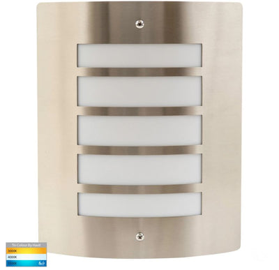 Mask 316 Stainless Steel LED Wall Light